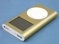 苹果 iPod MINI(4GB)二代MP3